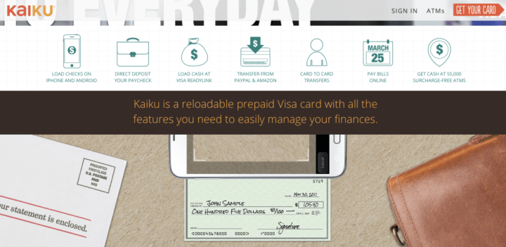 kaiku visa prepaid card review great debit - Kaiku Visa Prepaid Card