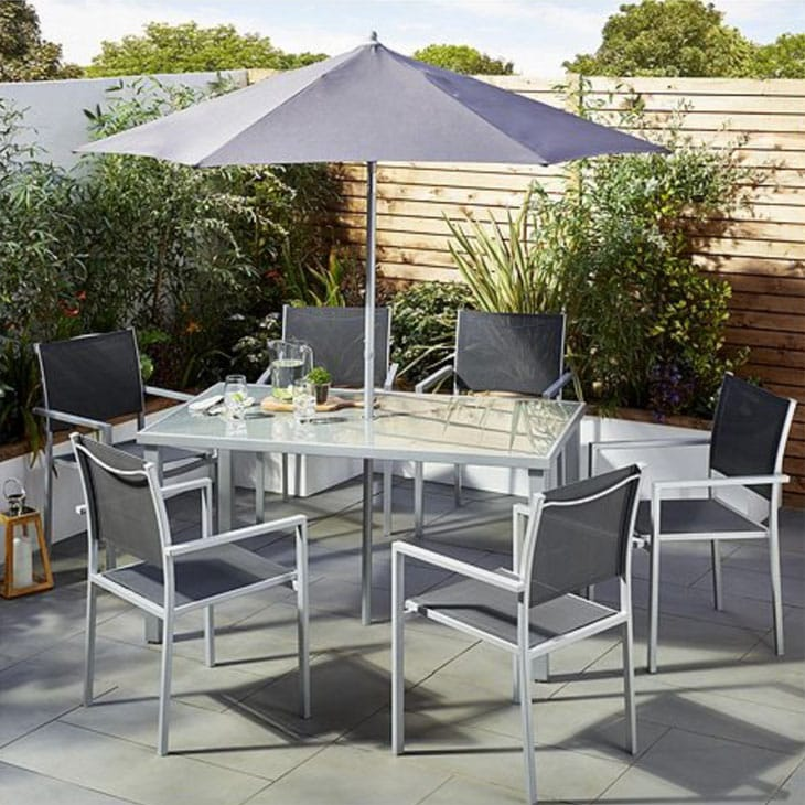 Dining Table 4 Chairs Argos