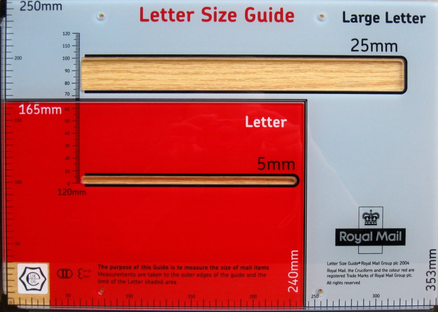 Mail Label Template details about royal post office large letter – Large Mailing Labels