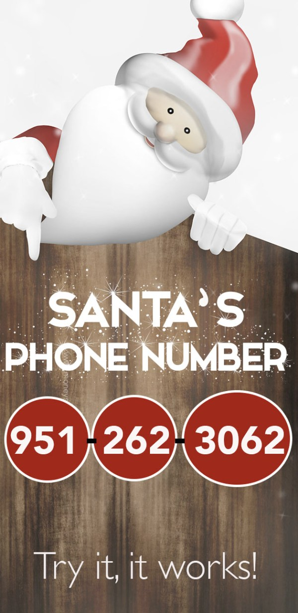 find the grinch phone number # 61