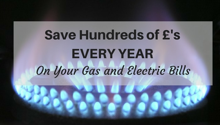 Save on Gas and Electric Bills