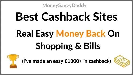 Best Cashback Sites to Earn Cashback