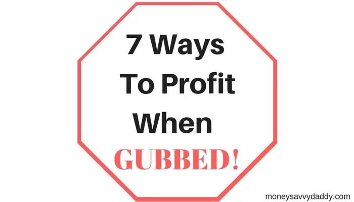 Gubbed Accounts Profit