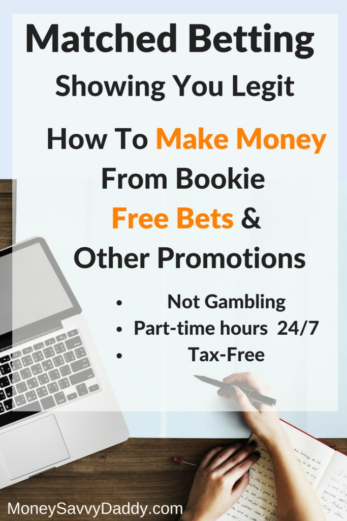 Matched Betting Make Money From Free Bets