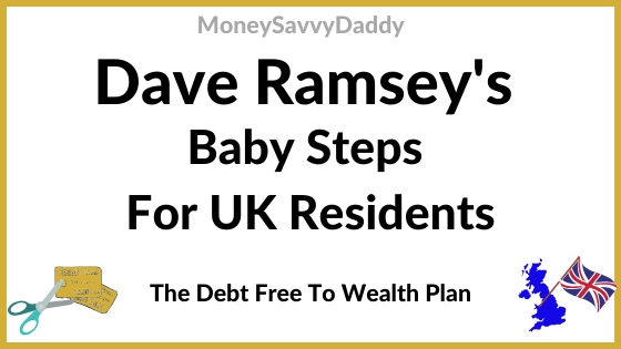 Dave Ramsey Baby Steps UK