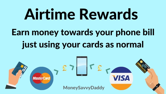 Airtime Rewards & Promo Code