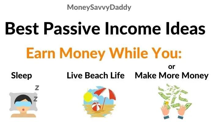 Best Passive Income Ideas UK