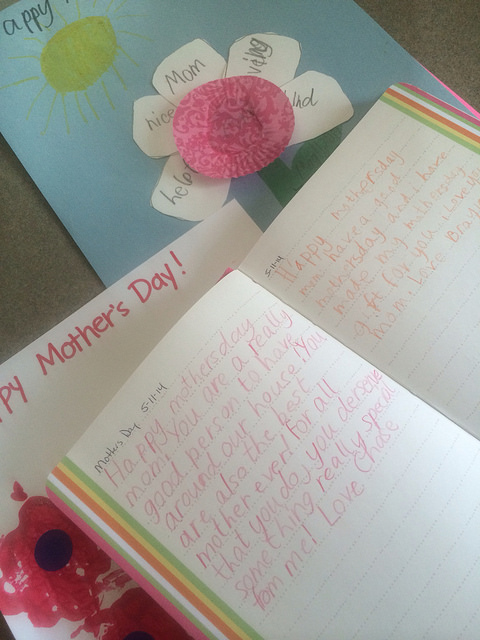 Keepsake: Mother's Day Journal | Money Savvy Living