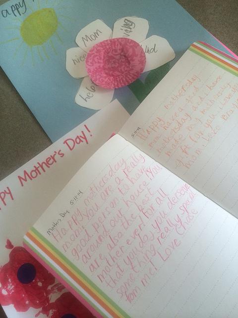 Keepsake: Mother's Day Journal | Money Savvy Living