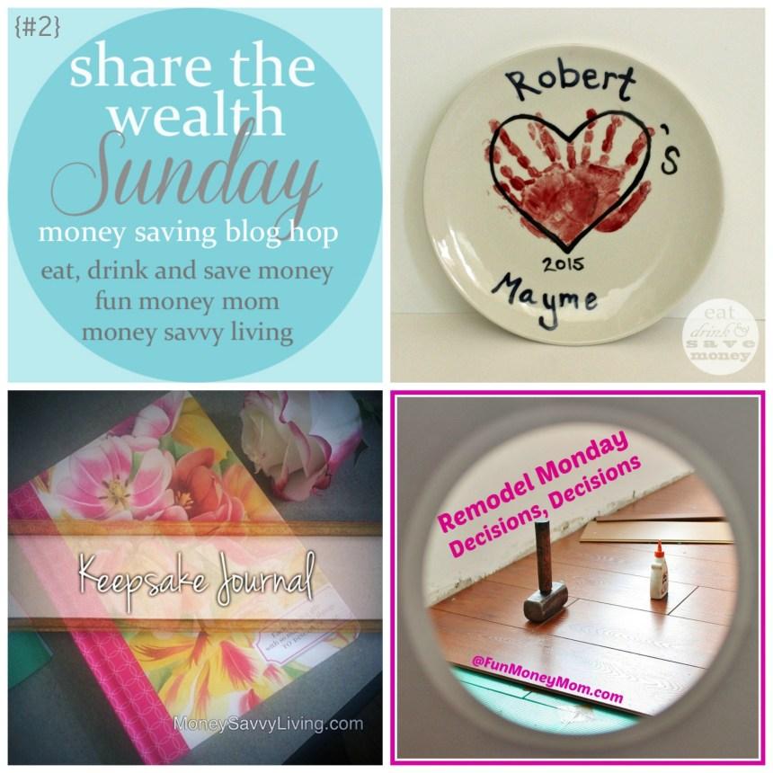 Share The Wealth Sunday {#2} | Money Savvy Living