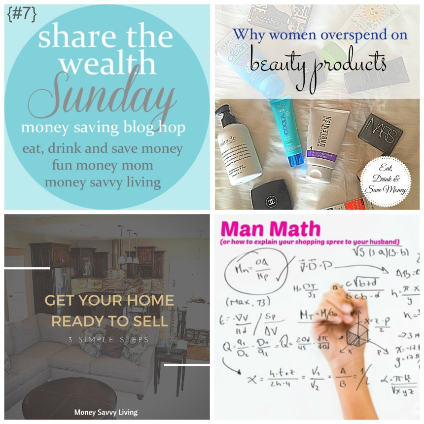 Share the Wealth Sunday #7 | Money Savvy Living