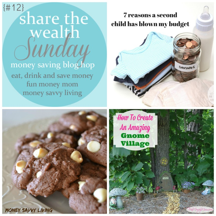 Share the Wealth Sunday Link Up 12 | Money Savvy Living