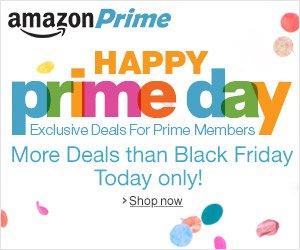 amazon prime day | Money Savvy Living