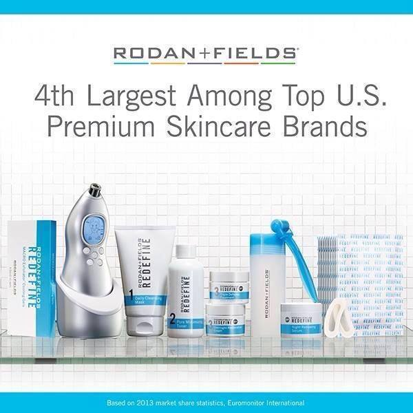 4th largest Rodan + Fields