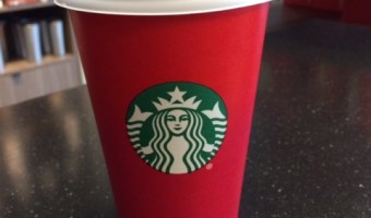 The True Meaning Behind the Plain Red Starbuck's Cups