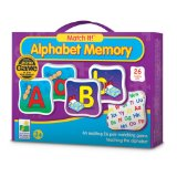 kids alphabet memory game