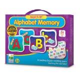 kids alphabet memory game