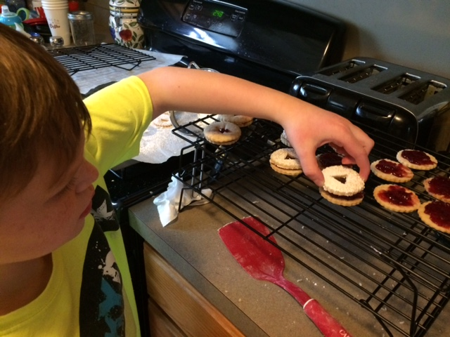 Linzer cookie recipe | Money Savvy Living