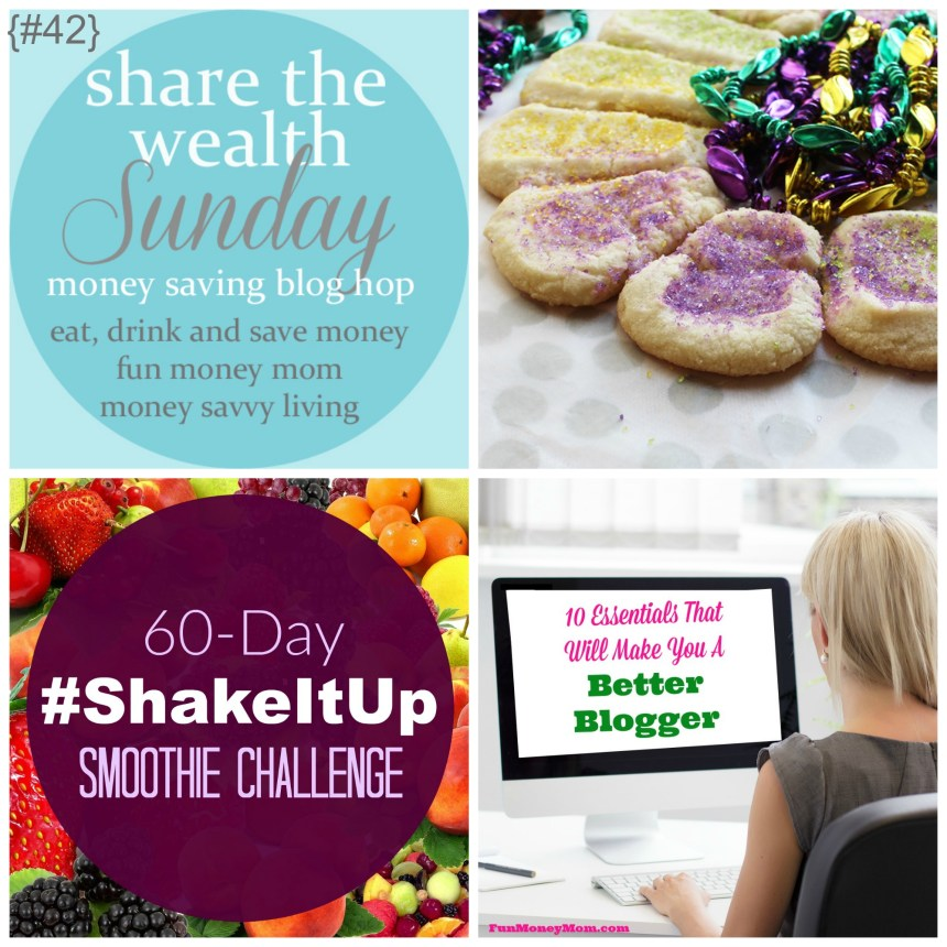 Share The Wealth Sunday 42 | Money Savvy Living
