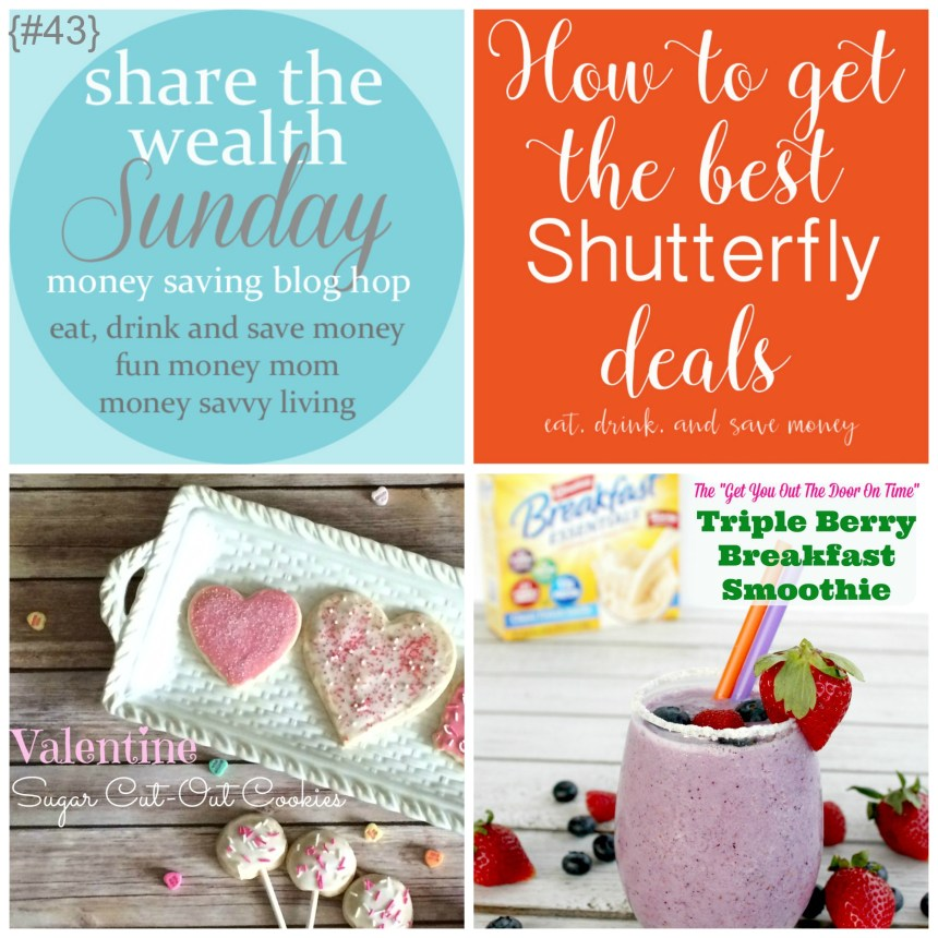 Share The Wealth Sunday 43 | Money Savvy Living