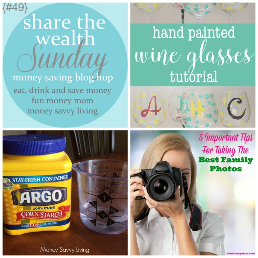 Share The Wealth Sunday 49 | Money Savvy Living