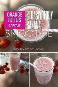 Strawberry Banana Smoothie5