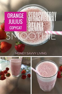 Strawberry Banana Smoothie5