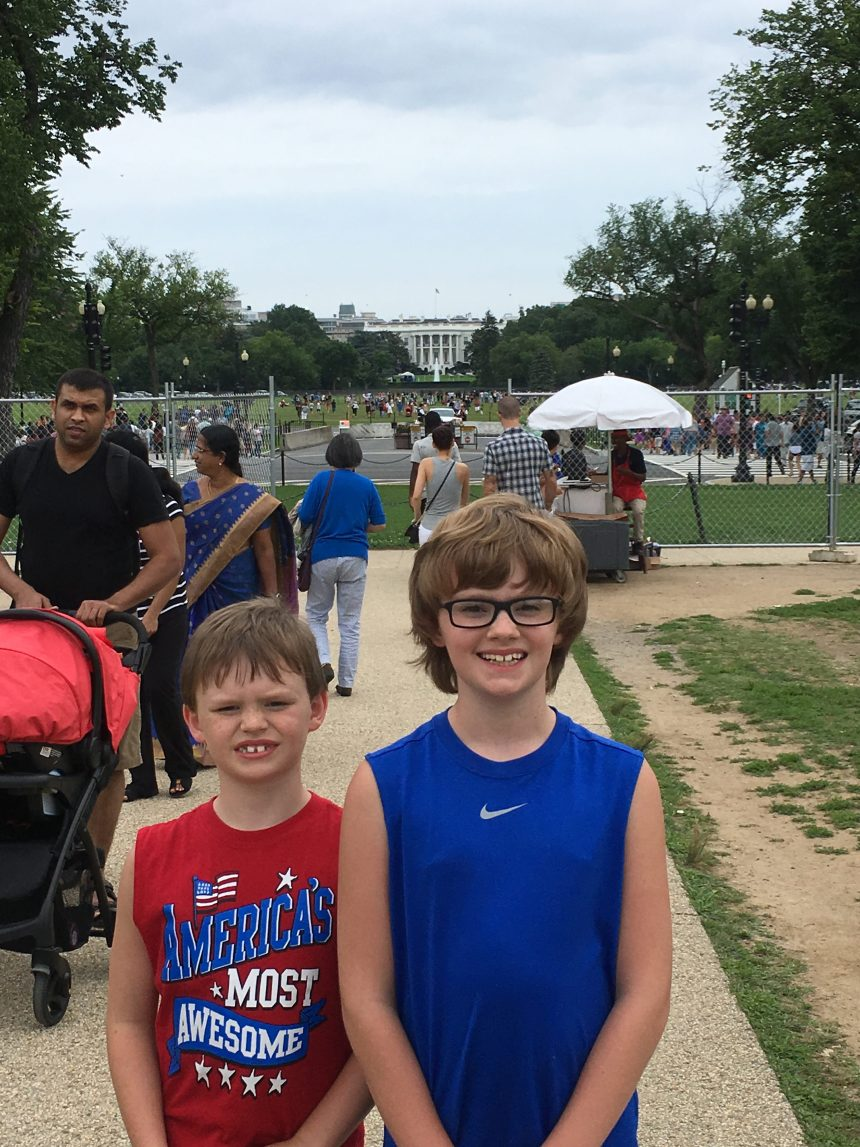 A Spontaneous Stop in Washington DC | Money Savvy Living