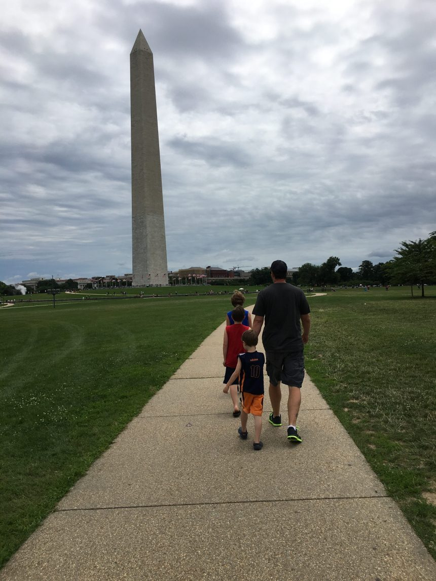 Washington Monument | Money Savvy LIving