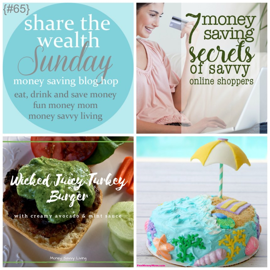 Share The Wealth Sunday 65 | Money Savvy Living