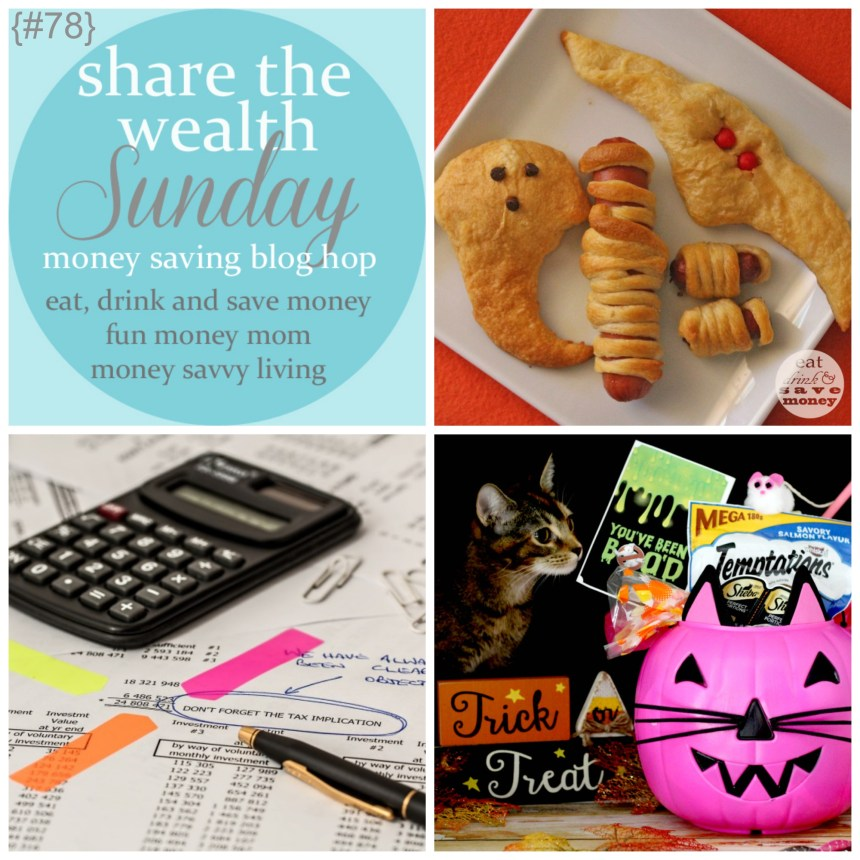 Share The Wealth Sunday 78 | Money Savvy Living