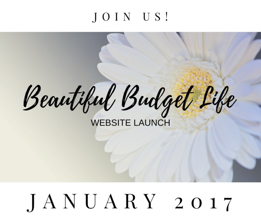 Beautiful Budget Life launch January 2017