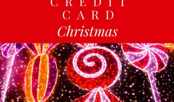 It's a Credit Card Christmas