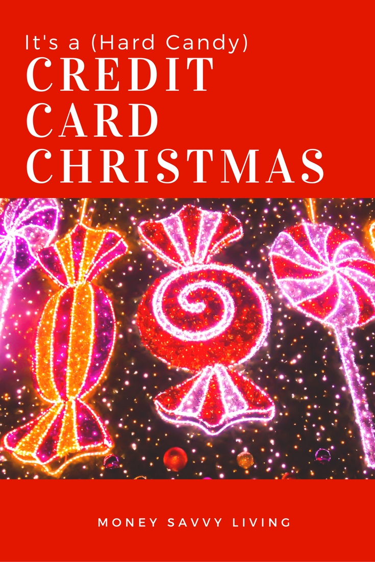 It's a Credit Card Christmas | Money Savvy Living