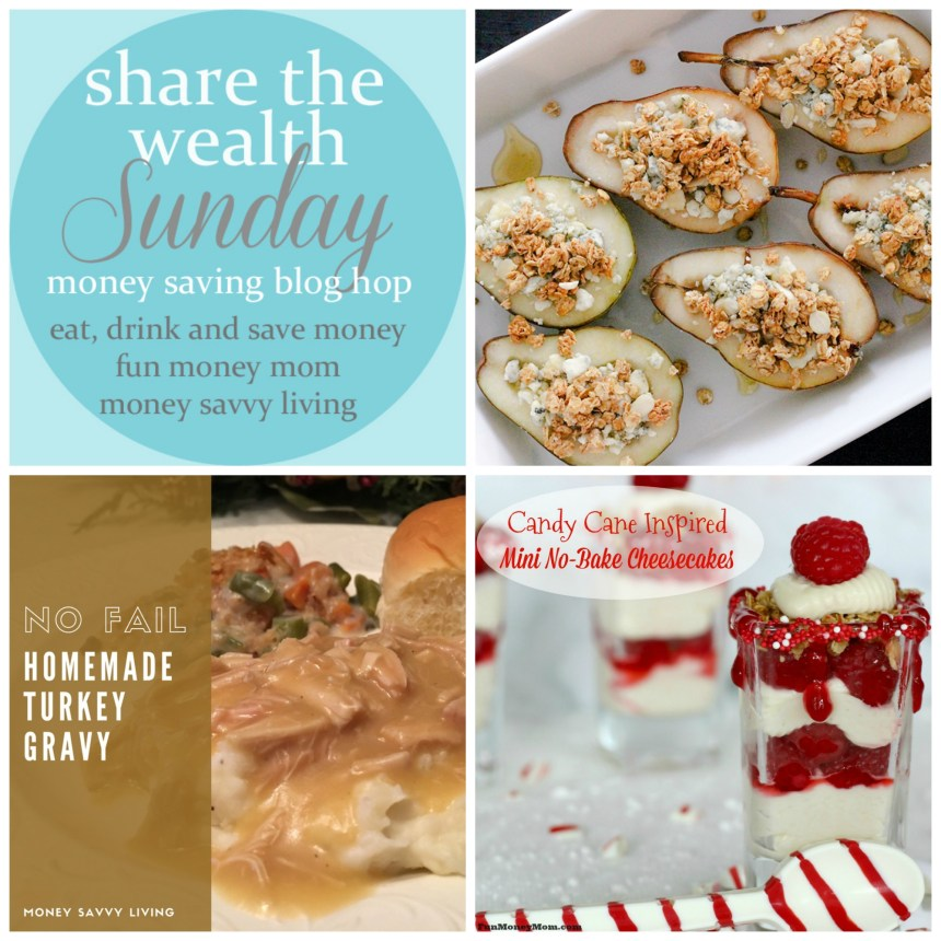 Share the Wealth Sunday 87 | Money Savvy Living