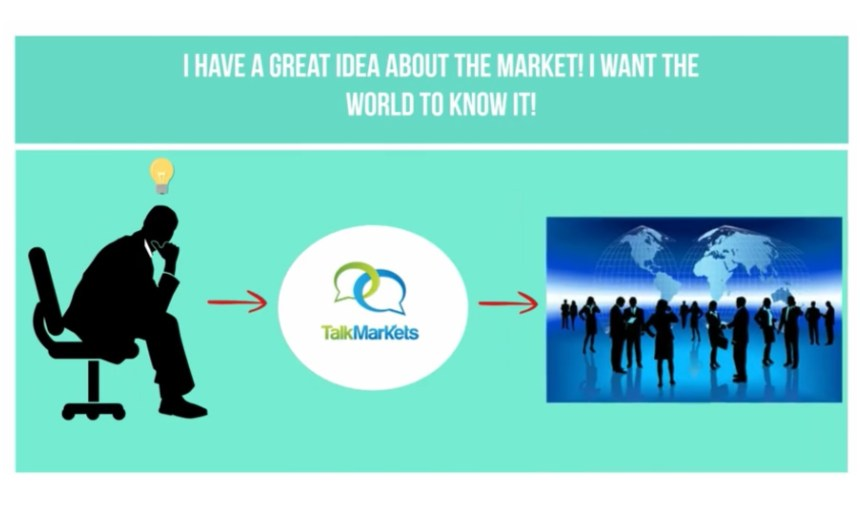 Get FREE Exposure for Your Blog with TalkMarkets | Money Savvy Living