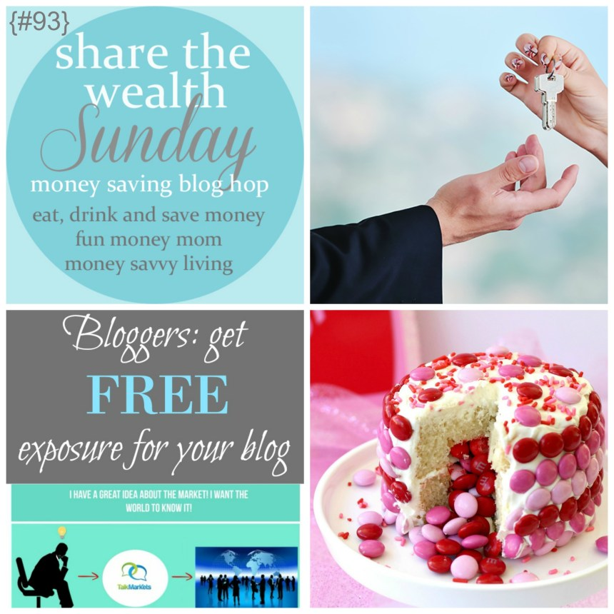 Share The Wealth Sunday 93 | Money Savvy Living