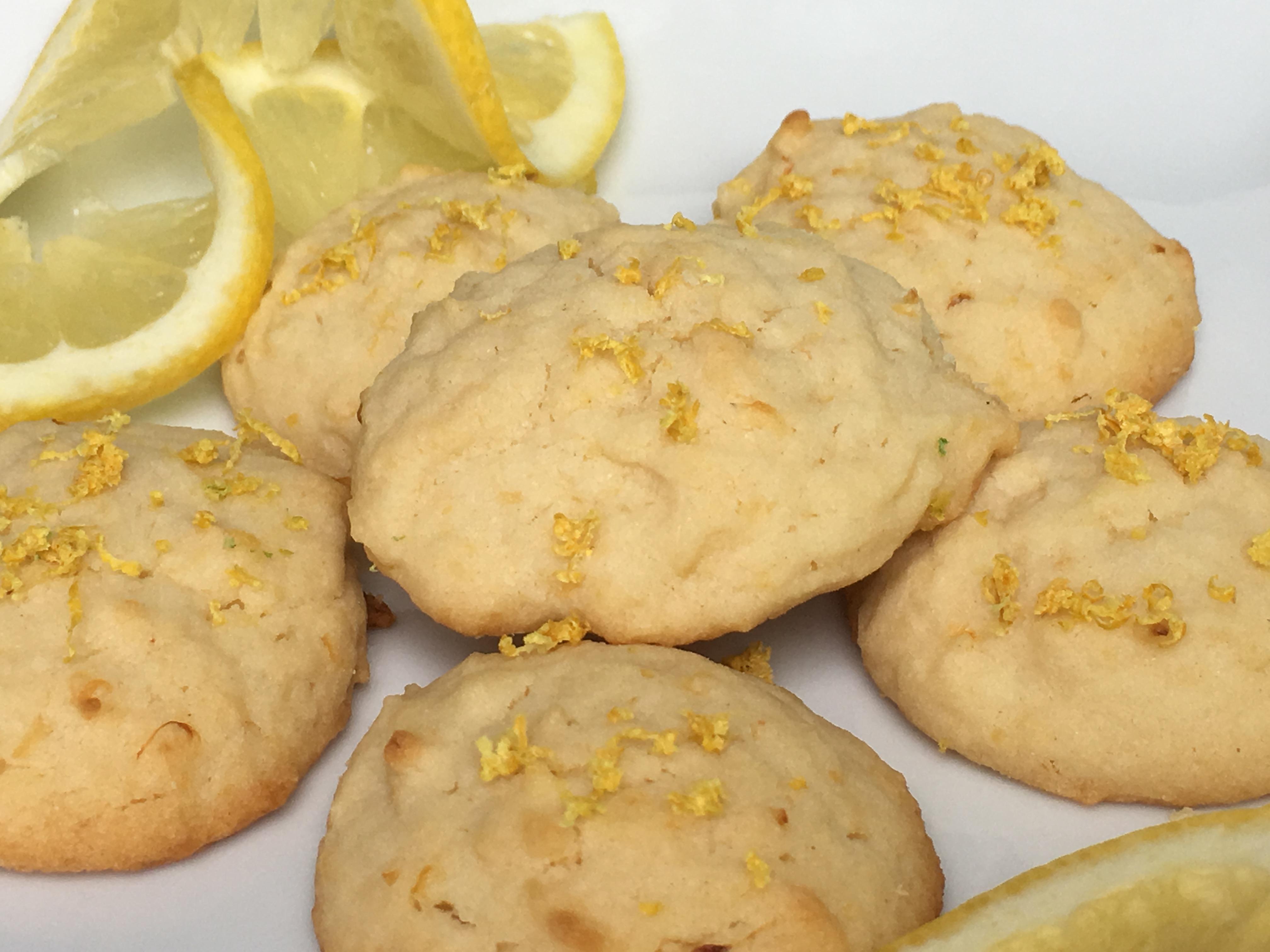 Drop Sugar Cookies ~ 1 easy reicpe, 4 delicious flavors // Lemon Sugar Cookies // Money Savvy Living