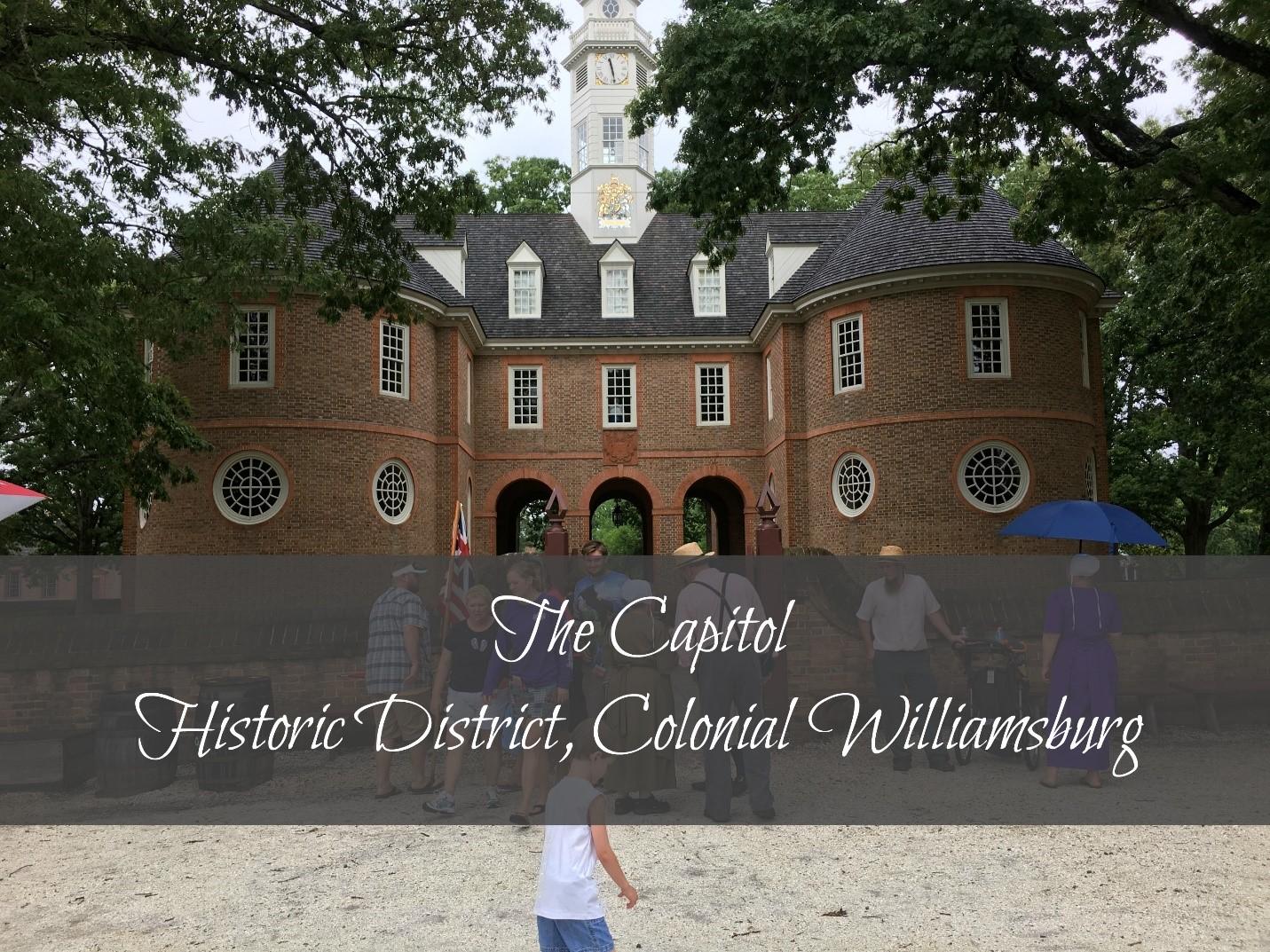 Williamsburg: A Colonial Adventure // Money Savvy Living
