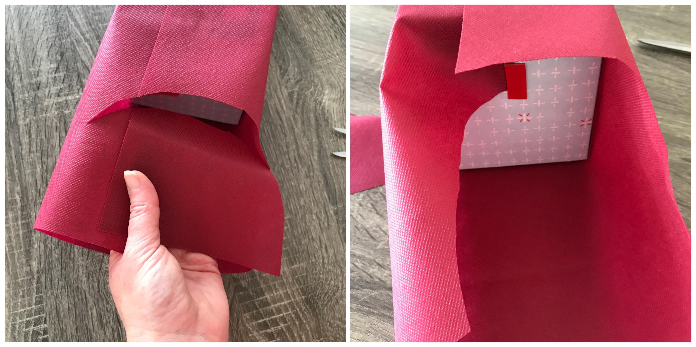 Tissue Box Storage Container + FREE Printable // Money Savvy Living 4