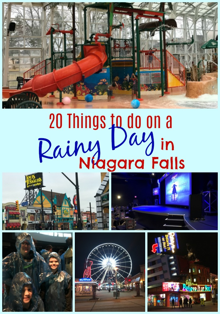 Family Friendly Things to do in Niagara Falls // Money Savvy Living #NiagaraFalls #exploreniagara #visitniagara