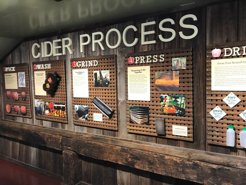 Planning Your Trip to Cooperstown, NY and the Baseball Hall of Fame // Fly Creek Cider Mill // Money Savvy Living #CNY #apples