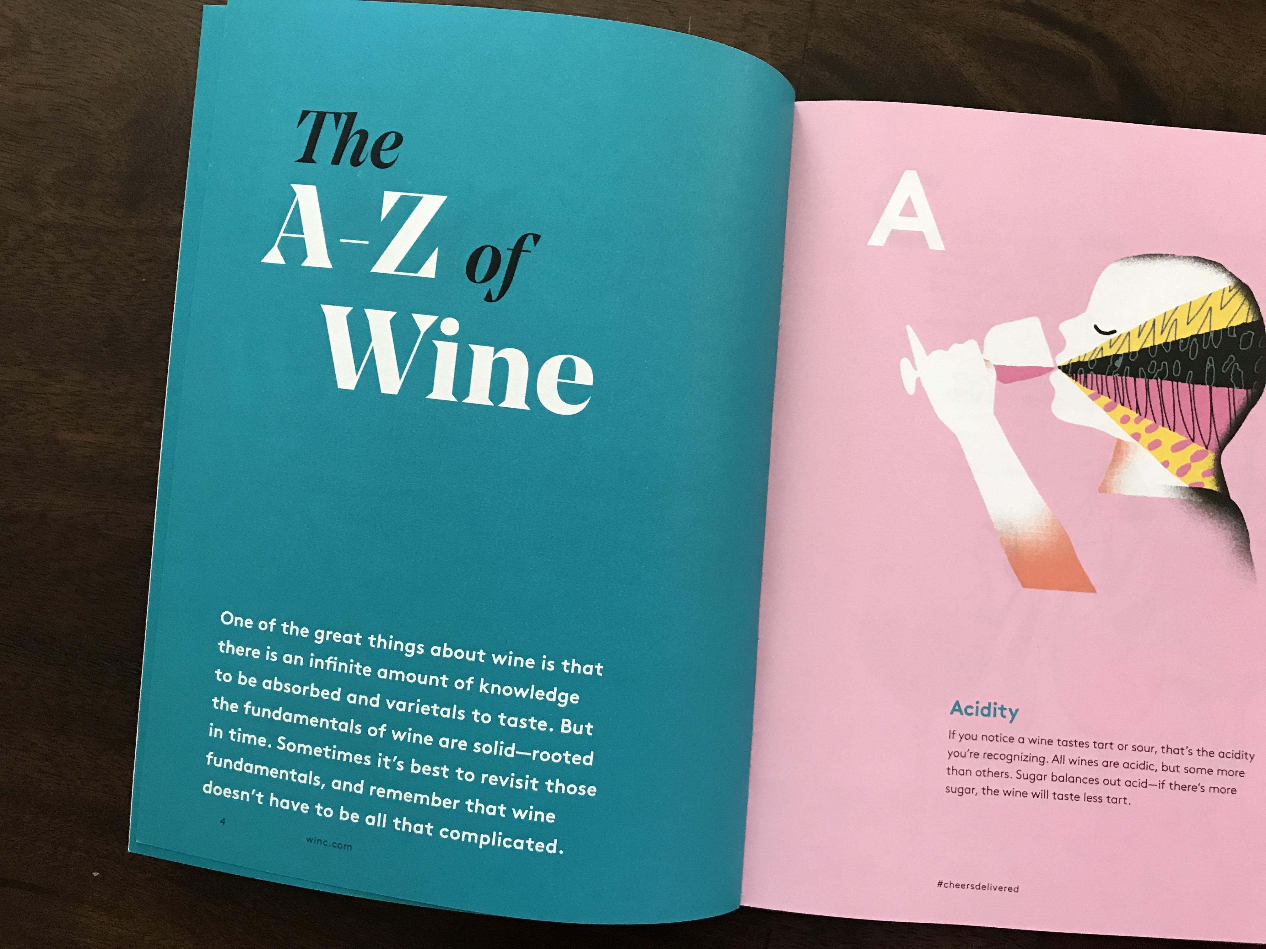 Winc Wine Club Review // Money Savvy Living #winc #wincwine