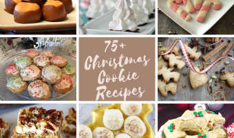 Looking for traditional or old fashioned cookie recipes for Christmas? Here are 75+ Traditional Christmas Cookie Recipes {and other Bite-Sized Goodies} that are sure to be a hit at your next family gathering or holiday party! #cookies #cookierecipe #oldfashionedcookies #homemadecookies #christmascookies #christmas #desserts #peppermint #gingerbread #eggnog