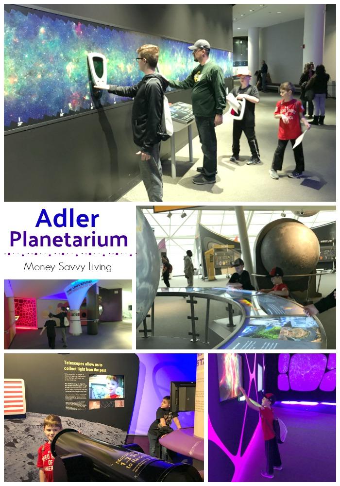 Museums in Chicago #adlerplanetarium #planetarium #citypass #chicago #choosechicago #museum