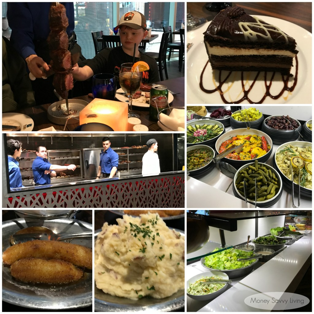 Best places to eat in Chicago! #chicago #chicagofood #travelchicago #texasdebrazil #brazilianfood #braziliansteakhouse #rodizio