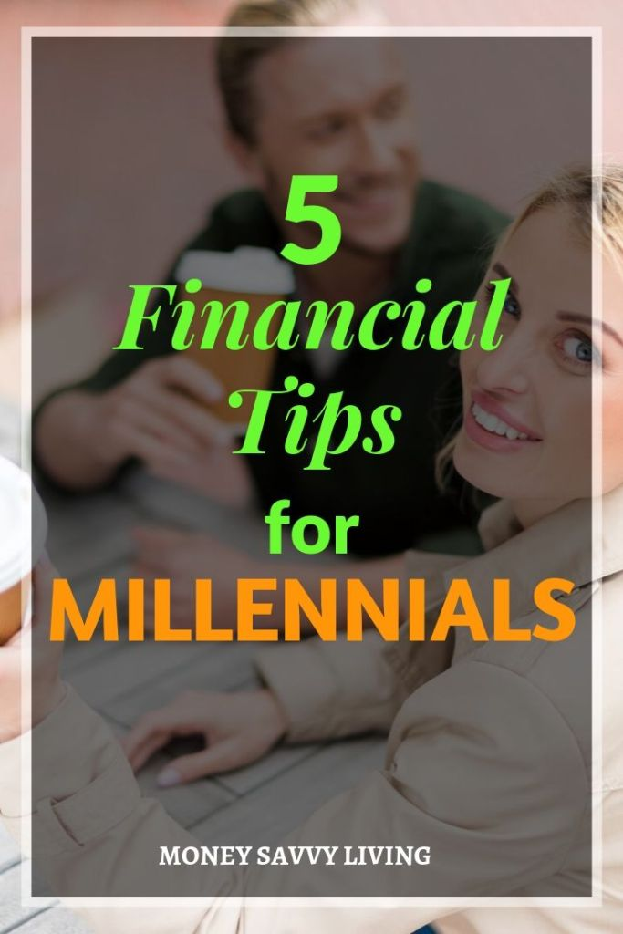 73% of millennials do not have a budget 41% admit to spending more on coffee than they put into their retirement account for the entire year. 70% of millennials do not feel that high school or college prepared them to be able to handle their finances... here are 5 Financial Tips for Millennials #finance #personalfinance #millennials #millennialfinance #moneytips #GenY #money #creditrepair #budget #budgeting