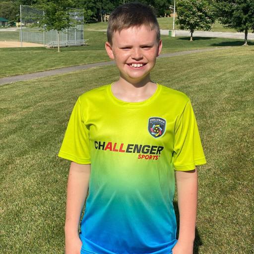 Challenger Soccer jersey 2020