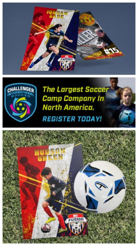 Challenger Sports Soccer Camp Summer 2021