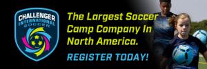 Challenger Soccer Camp 2021